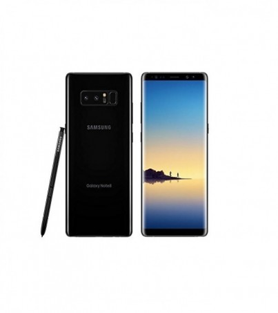 (Refurbish) Samsung Galaxy Note8 Midnight Black