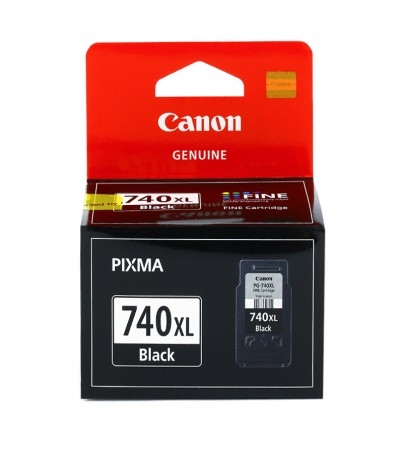 Canon Ink Cartridge PG-740XL (สีดำ)