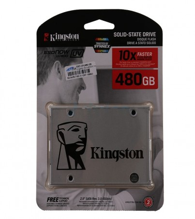 Kingston 480 GB. SSD (SUV400S37 /480G.)