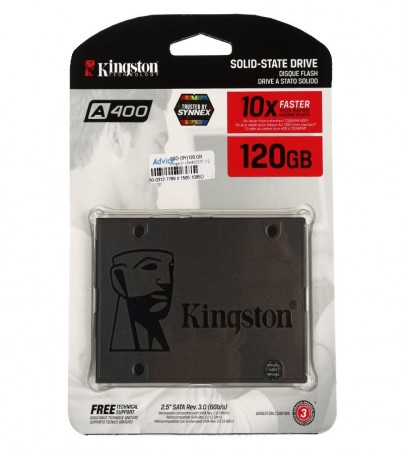Kingston 120 GB. SSD (SA400S37 /120G)