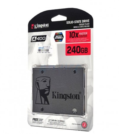 Kingston 240 GB. SSD (SA400S37 /240G)