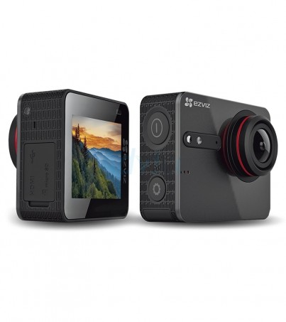 Action Camera 'EZVIZ' S5 Plus(Black)