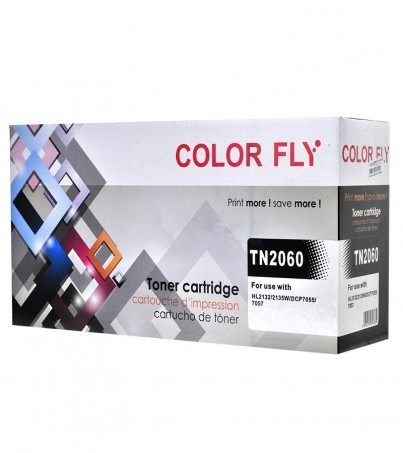 Toner-Re BROTHER TN-2060 Color Fly