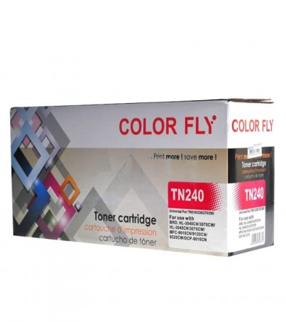 Toner-Re BROTHER TN-240 M Color Fly