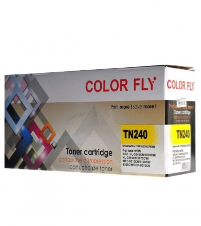 Toner-Re BROTHER TN-240 Y Color Fly