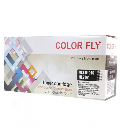 Toner-Re SAMSUNG MLT-D101S Color Fly
