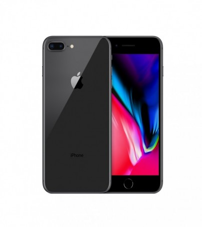 Apple iPhone 8 Plus 64GB Black (ZP)