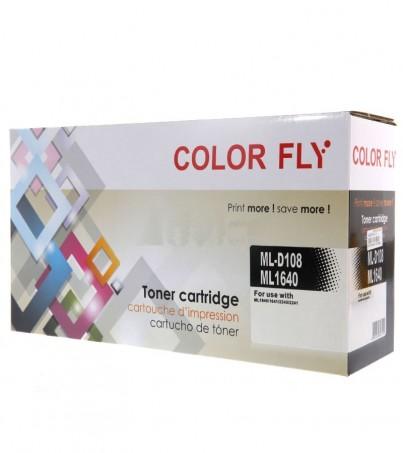 Toner-Re SAMSUNG MLT-D108S Color Fly