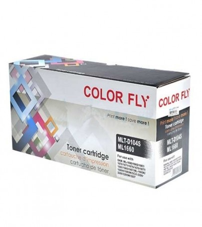 Toner-Re SAMSUNG MLT-D104S Color Fly