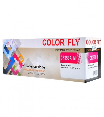 Toner-Re HP 130A-CF353A M Color Fly