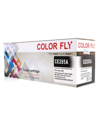 Toner-Re HP CE285A Color Fly