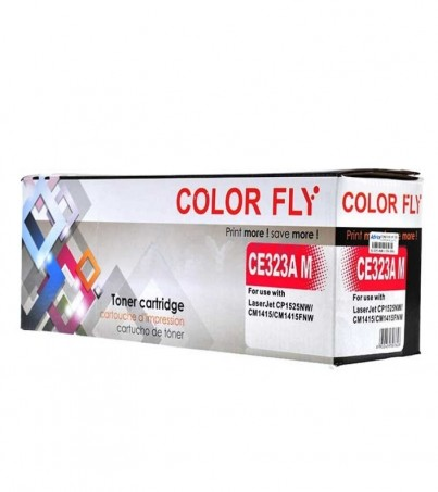 Toner-Re HP 128A-CE323A M Color Fly
