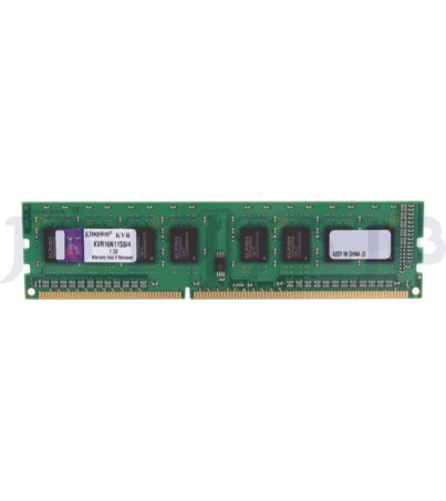 Kingston KVR16N11S8/4 4GB DDR3 PC3-12800 1600MHz Memory 1.5v CL11 DIMM