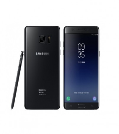 Samsung galaxy note FE Black