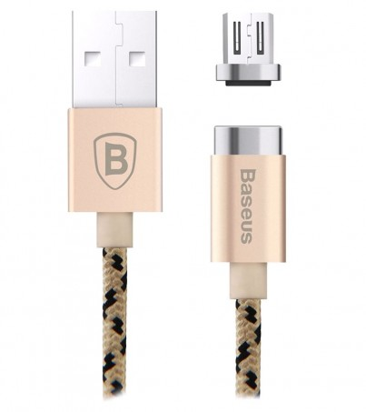 Cable USB To Micro USB Magnetic (1M INSNAP)