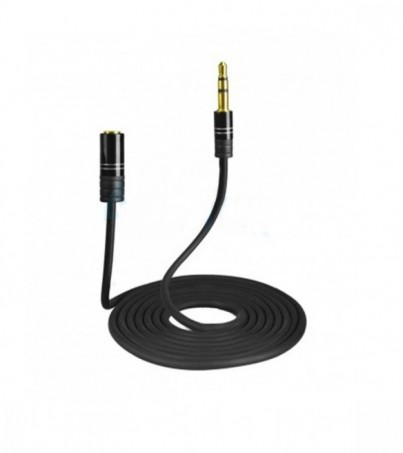 AVANTREE Cable 3.5 AUX Audio (1M TR304) Black