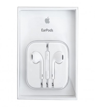 Apple Earpods with box