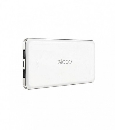 Eloop POWER BANK 13000 mAh (E13) White