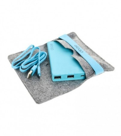 Eloop POWER BANK 11000 mAh (E12) Blue