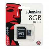 Memory Kingston 8 GB Class 6