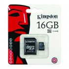 Kingston Memory Card 16 GB Class 6
