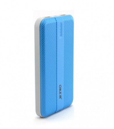 OKER POWER BANK 12000 mAh (PB-569) Blue