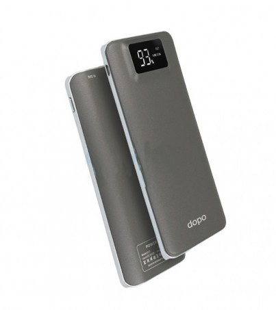 DOPO POWER BANK 13000 mAh (D13) Grey