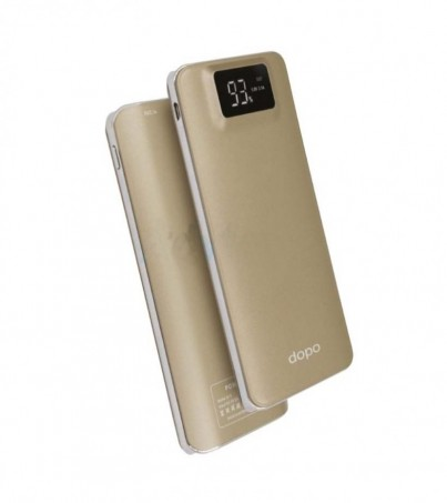 DOPO POWER BANK 13000 mAh (D13) Gold