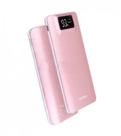 DOPO POWER BANK 13000 mAh (D13) Pink
