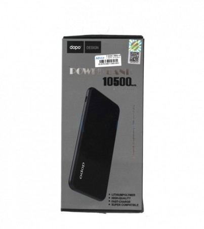 DOPO POWER BANK 10500 mAh (A10) Black
