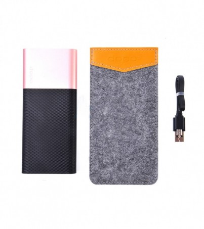 DOPO POWER BANK 15000 mAh (D15) Pink