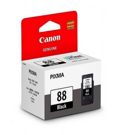 CANON INK CARTRIDGE PG-88 FOR E500 (BLACK)