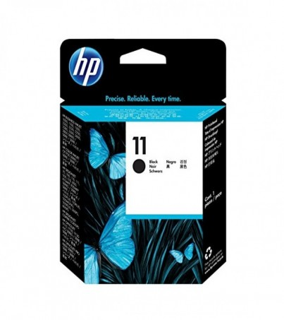 HP PRINTHEAD 11 BLACK (C4810A)
