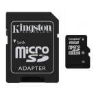 Kingston Memory Card 16 GB EVO Class 10