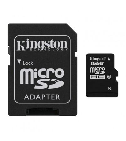 Memory Kingston 8G Class6
