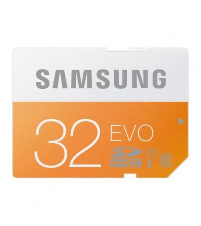 ซัมซุง Memory Card 32 GB EVO Class 10 (no box)