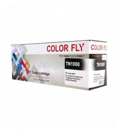 Color Fly Toner-Re BROTHER TN-1000