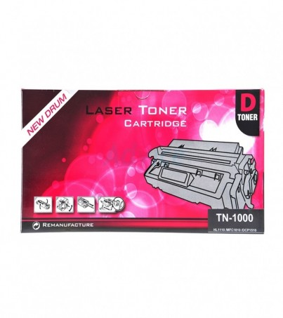 TONER-D Toner-Re BROTHER TN-1000