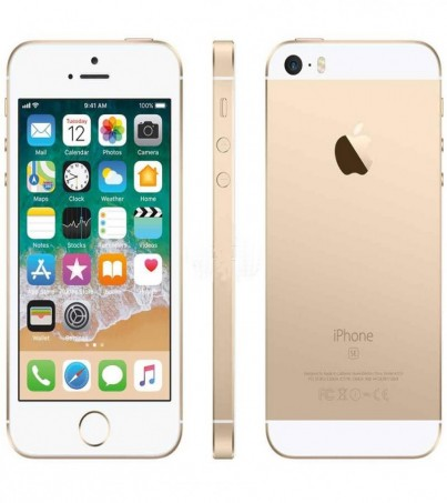(Refurbished) Apple iPhone SE (64GB) - Gold