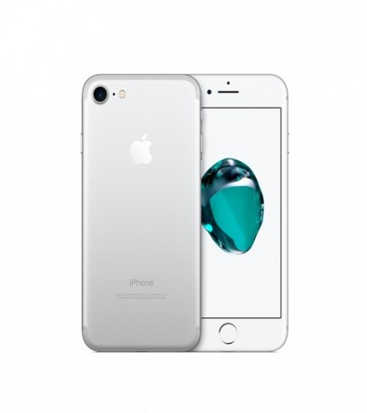 (Refurbished) Apple iPhone 7 (128GB) - Silver