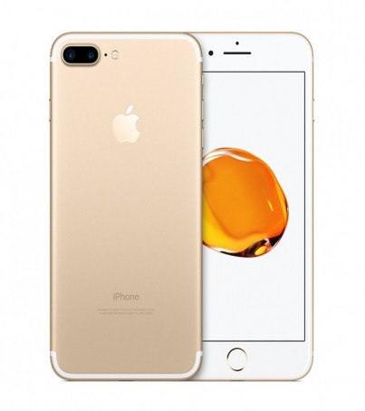 (Refurbished) Apple iPhone 7 Plus (128GB) - Gold