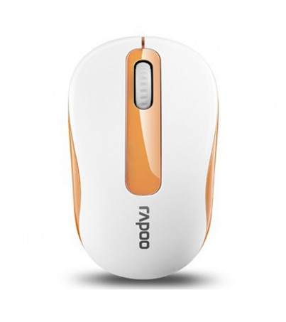 Rapoo Wireless Optical Mouse M10 (MSM10-OR) Orange