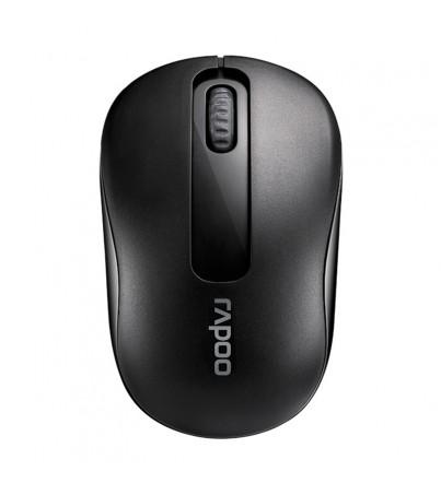 Rapoo Wireless Optical Mouse M10 (MSM10-BK) Black