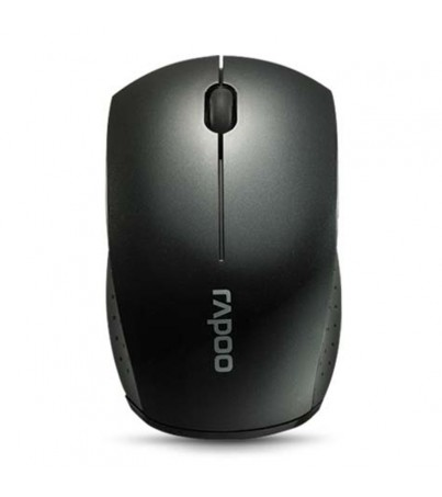Rapoo Wireless Optical Mouse 3360 (MS3360-BK) Black