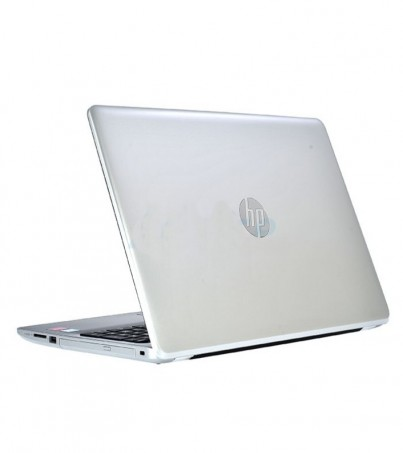 HP Notebook 15-bs196TX (Natural Silver)