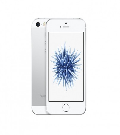 (Refurbished) Apple iPhone SE (32GB) - Silver