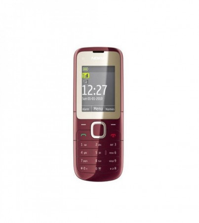 (Refurbished) Nokia C2 - Pink