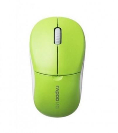 Rapoo Wireless Optical Mouse 1090P (MS1090P) - Green
