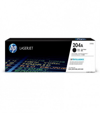 HP TONER 204A BLACK (CF510A)