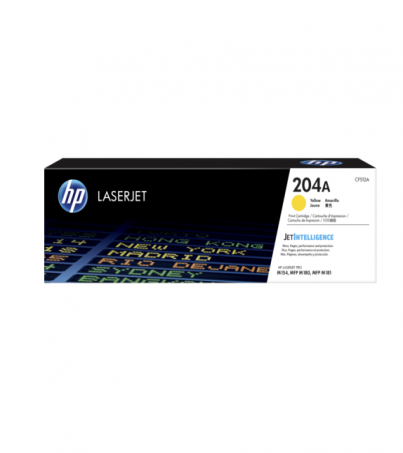 HP TONER 204A YELLOW (CF512A)